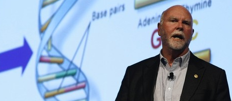 Craig Venter takes on ageing